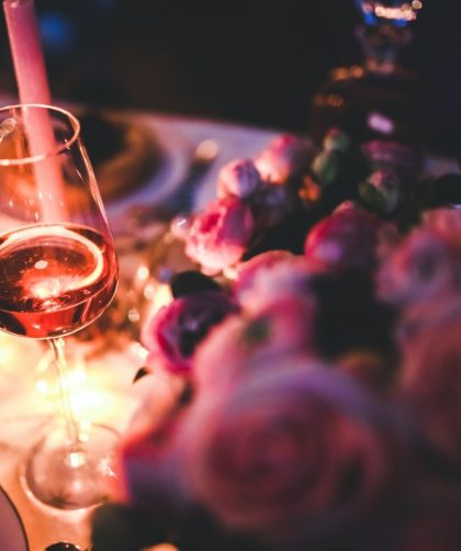 Conservation du vin rosé